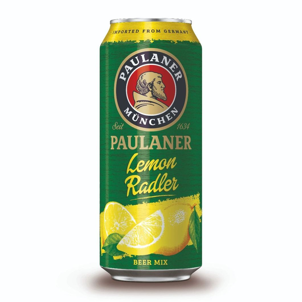 Paulaner Lemon Radler Lata 500ml