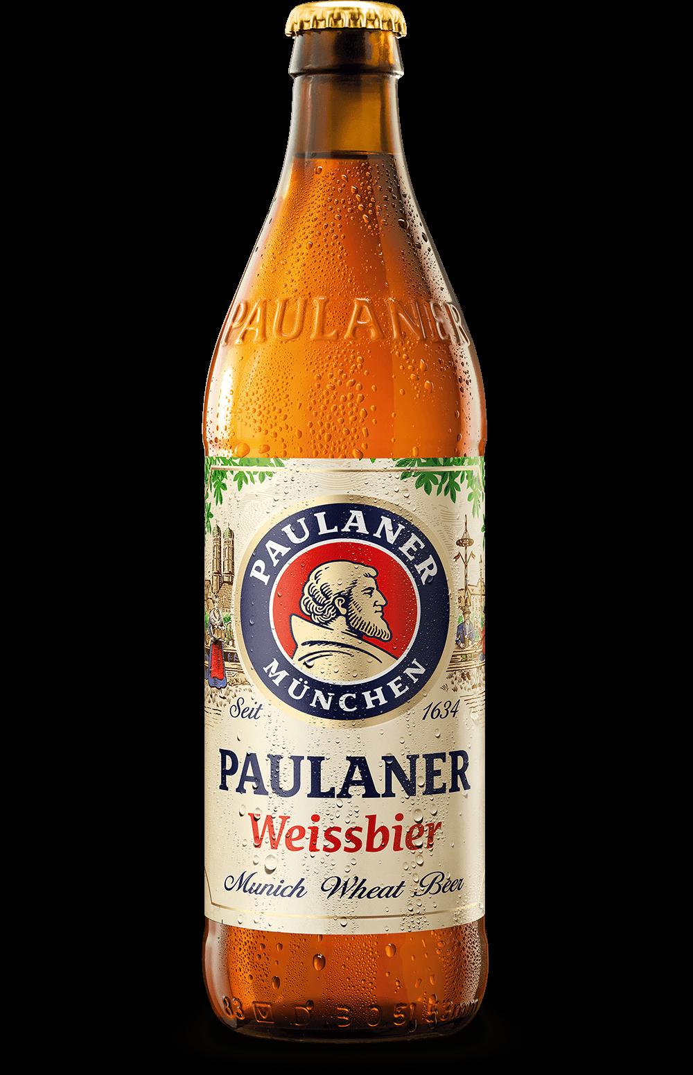 Paulaner Naturtrub Weissbier 500 ml