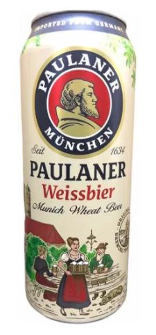 Paulaner Weissbier Lata 500ml
