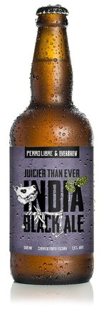 Perro Libre / Everbrew Juicier Than Ever India Black Ale 500ml