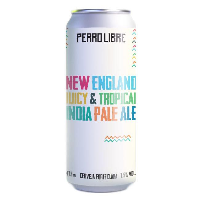 Perro Libre New England Juicy & Tropical 473ml