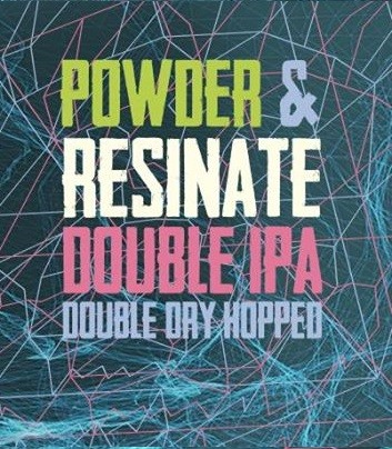 Perro Libre Powder & Resinate Double IPA 500ml