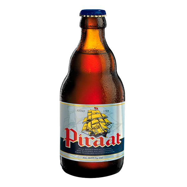 Piraat 330ml Golden Strong Ale