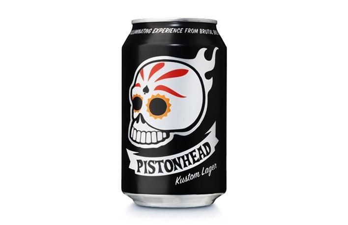 Pistonhead Kustom Lager 330ml