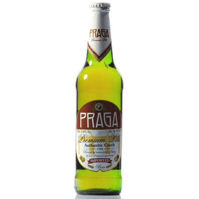 Praga  Czech Lager 500ml