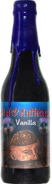 Quatro Graus Black Anthrax Vanilla 2019 355ml RIS