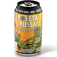 Roleta Russa Imperial  IPA  Lata 350ml