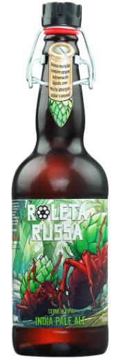 Roleta Russa IPA 500ml