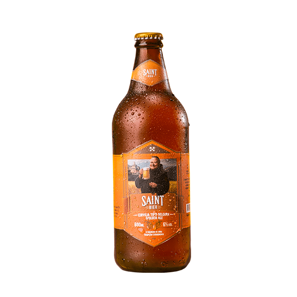 Saint Bier Belgian 600ml Golden ale