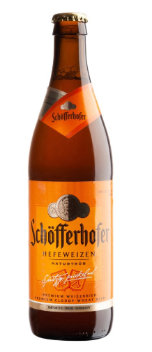 Schofferhofer Hefeweizen 500ml