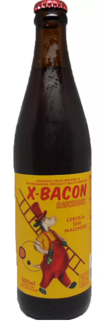 Seasons X Bacon 500ml Rauchbock