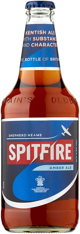 Shepherd Neame Spitfire Amber Ale 500ml