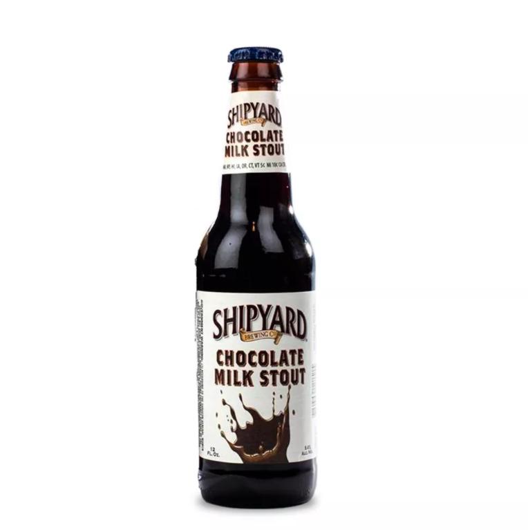 Shipyard Milk Stout 355ml