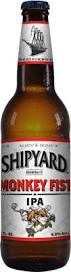 Shipyard Monkey Fist IPA 355ml