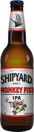 Shipyard Monkey Fist IPA 355ml
