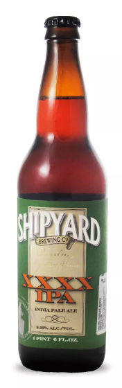 Shipyard XXXX IPA 650ml