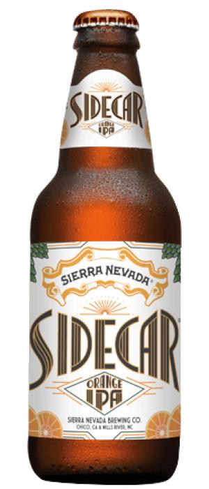 Sierra Nevada Sidecar 355ml Orange IPA