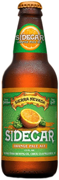 Sierra Nevada Sidecar 355ml Orange Pale Ale VALIDADE 28/09/2018