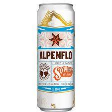 Sixpoint Brewery  Alpenflo Lata 355ml  Helles