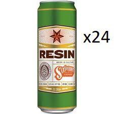 Sixpoint Brewery Resin 355ml CAIXA COM 24 LATAS (val 06/03/2019)