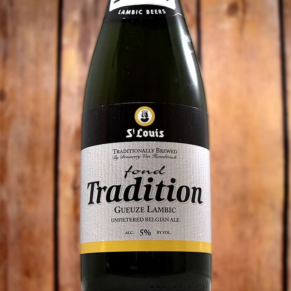 St Louis Fond Traditional 375ml Gueuze