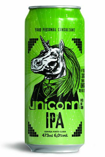 Startup Unicorn IPA Lata 473ml