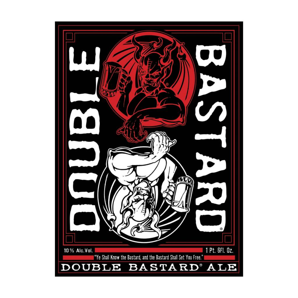 Stone Double Bastard Combo c/ 6 Garrafas Safradas 2011, 2012, 2013, 2014, 2015 ,2016 - 650ml