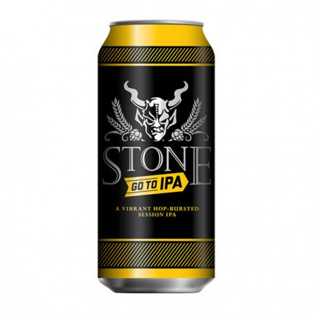 Stone Go to IPA Lata 473ml Session IPA