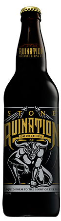 Stone Ruination Double IPA 2.0 355ml