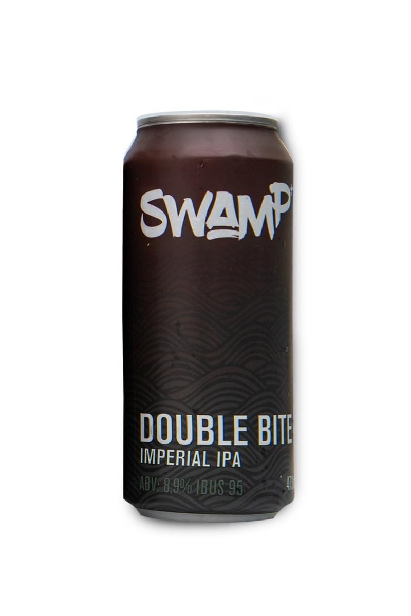 Swamp Double Bite Imperial IPA Lata 473ml