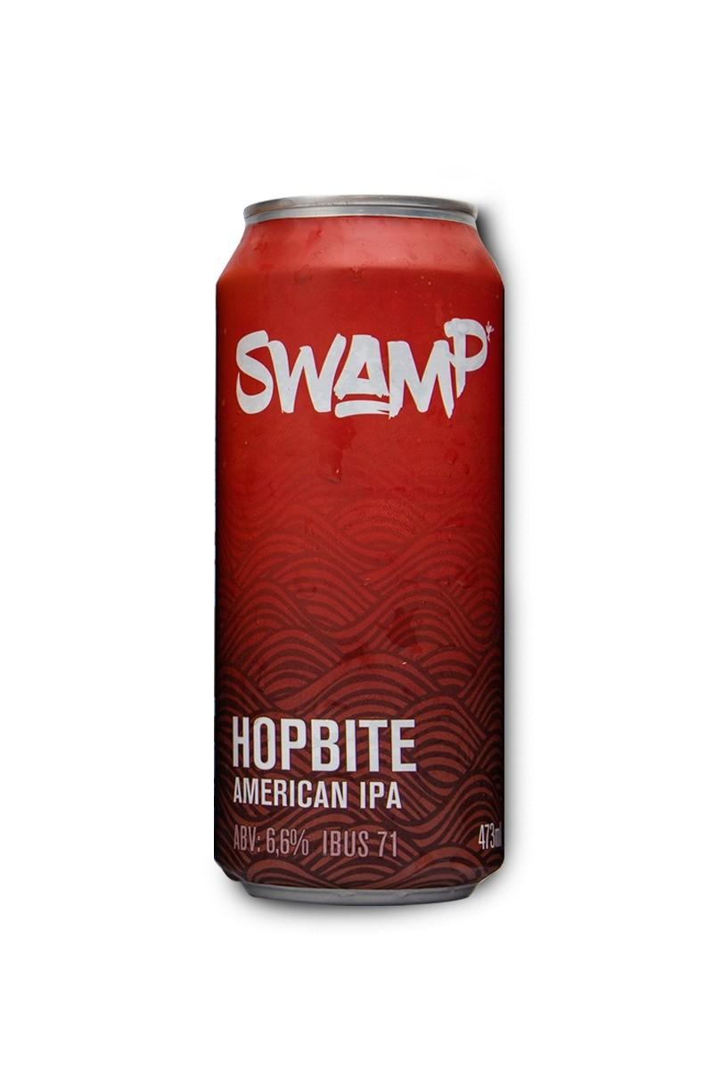Swamp Hopbite American IPA Lata 473ml