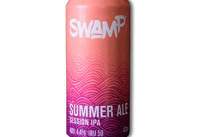 Swamp Summer Ale Lata 473ml Session IPA