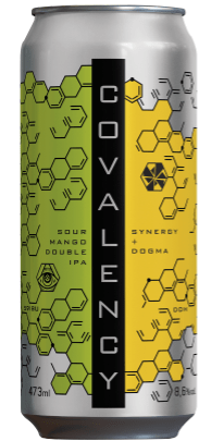 Synergy / Dogma Covalency Lata 473ml Sour Double IPA