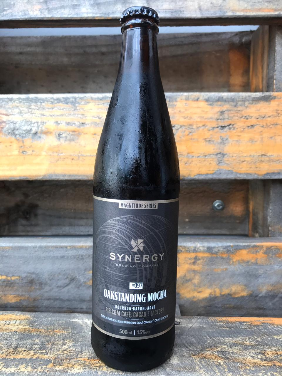 Synergy Oakstading Mocha Russian Imperial Stout Bourbon B.A. 500ml