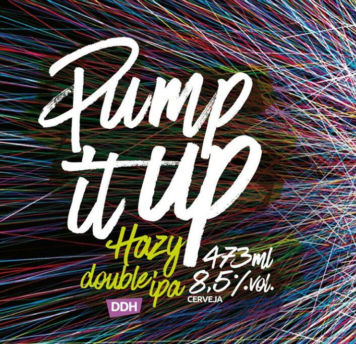 Synergy Pump It Up Lata 473 ml Hazy Double IPA