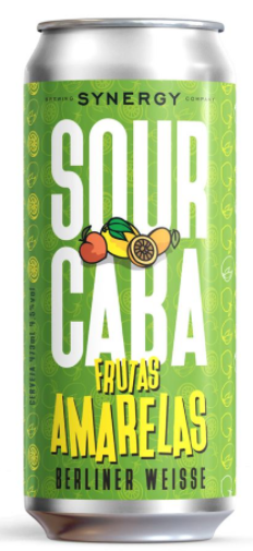 Synergy Sourcaba Frutas Amarelas Lata 473ml