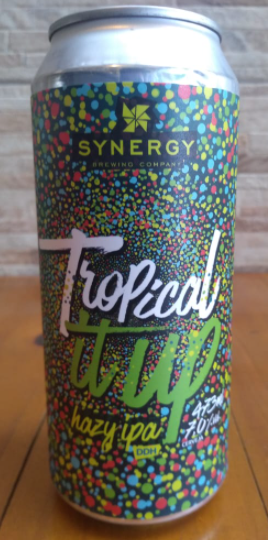 Synergy Tropical It Up Lata 473ml Hazy IPA