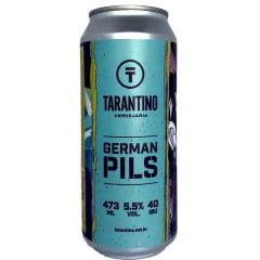 Tarantino German Pils Lata 473ml
