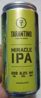 Tarantino Miracle IPA Lata 473ml