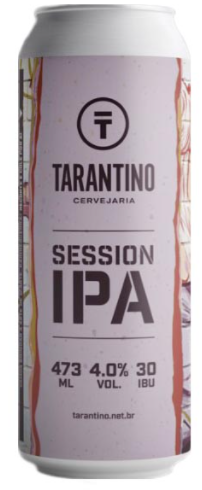 Tarantino Session IPA Lata 473ml