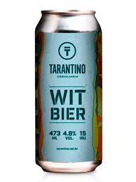 Tarantino Witbier Lata 473ml