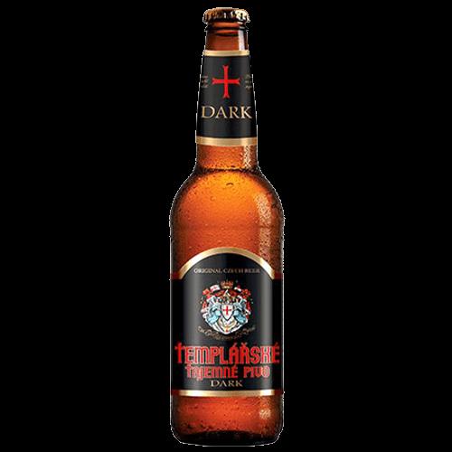 Templarske Tajemne Pivo Dark 500ml