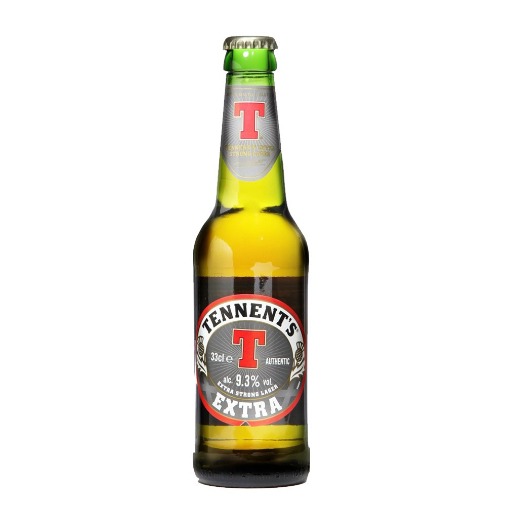 Tennent's Extra Lager 330ml