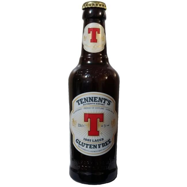 Tennent's Glúten Free Lager 330ml