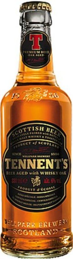 Tennent's Whisky OAK 330ml Scotch Ale