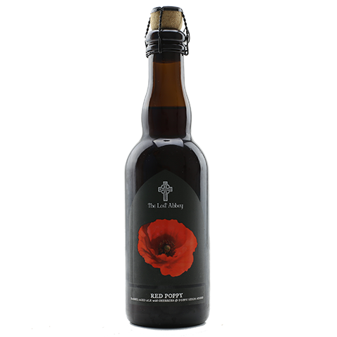 The Lost Abbey Red Poppy 375ml Sour Ale