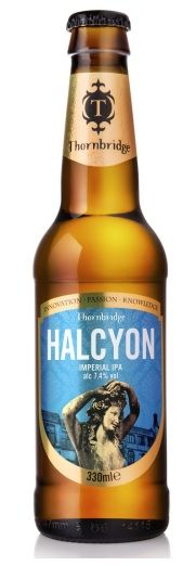 Thornbridge Halcyon 330ml Imperial IPA
