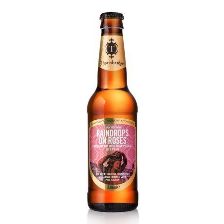 Thornbridge Raindrops on Roses 330ml Witbier