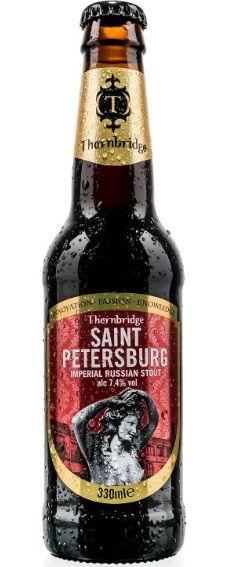 Thornbridge Saint Petersburg 330ml RIS