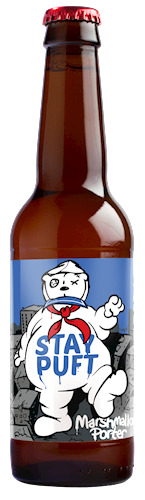 Tiny Rebel Stay Puft 330ml Porter Validade 21/08/2018